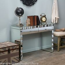 Indoor Furniture Modern Design Mirrored Accent Console Table