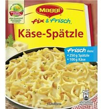7 x MAGGI -  Käse-Spätzle Cheese Sauce fresh from Germany New