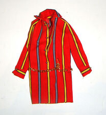 Barbie Fashion Repro Red Striped Shirt Dress For Barbie Doll Repro rp4