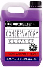 Dirtbusters Conservatory Roof And Panel Cleaner 5L Conservatory Cleaning & UPVC