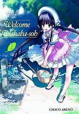 Welcome to Wakaba-soh: v. 1, Abeno, Chako, Paperback, New