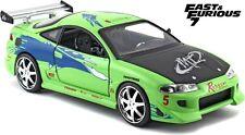 JADA 97603 - 1/24 SCALE BRIANS MITSUBISHI ECLIPSE FAST AND FURIOUS 7 DIECAST CAR