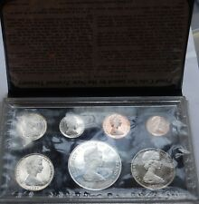 New Zealand PROOF Set 1978 with SILVER Dollar $1