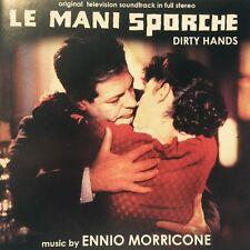 ENNIO MORRICONE - LE MANI SPORCHE - Soundtrack CD