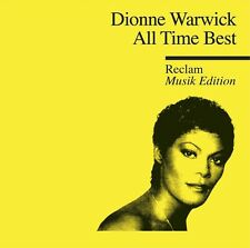DIONNE WARWICK - ALL TIME BEST  CD NEU