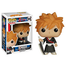 Bleach Ichigo Funko Pop Figure #59 Anime Licensed NEW