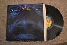 Big Black & The Blues Jazz Record lp VG+