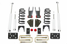 "Dodge Ram V8 2wd 1500 2-4"" Drop Lower Kit w/Shocks 02-08"