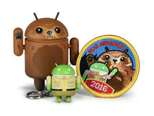 Android mini collectible figure BEAR AWARENESS 2016 special edition