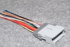 SATURN Radio Wiring Harness Adapter for Aftermarket Radio Installation #2002