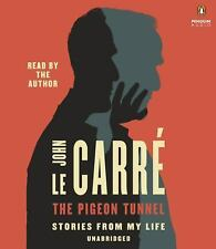 The Pigeon Tunnel : Stories from My Life by John le Carré (2016, CD, Unabridged)