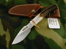 "RANDALL KNIFE KNIVES #11-4"", STAG  #A997"