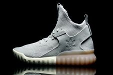 ADIDAS ORIGINALS TUBULAR x PK PRIMEKNIT GREY GRANITE CLEAR GUM SOLE S74931
