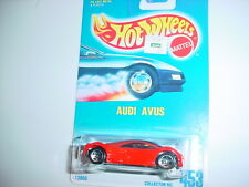 HOT WHEELS #453 AUDI AVUS 5 SPOKE VARIATION FREE USA SHIP