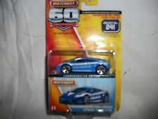 MATCHBOX 60TH  LAMBOGHINI GALLARDO LP560-4 POLIZIA #11