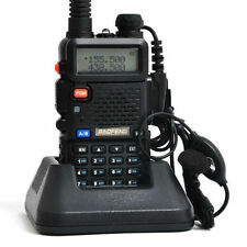 UV-5R 136-174/400-520 BaoFeng Dual-Band DTMF CTCSS DCS FM ham 2 way 5R radio