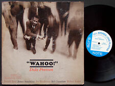 DUKE PEARSON Wahoo LP BLUE NOTE 84191 US 1965 NY RVG Donald Byrd Joe Henderson