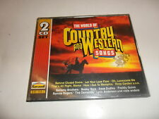 CD  World of Country and Western Songs (Karussell) - Bobby Bare, Dave Dudley ...