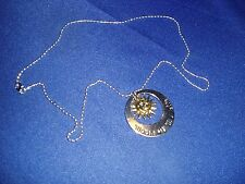 Game of Thrones Khal & Khaleesi Moon of My Life Necklace