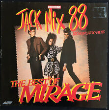 Mirage 12'' Jack Mix 88 - The Best Of Mirage - 88 Non Stop Hits - England