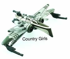 Star Wars Micro Machines Titanium Rebel ARC-170 Recon StarFighter X-Wing