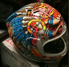 Icon Alliance Chieftain  VERY RARE HELMET