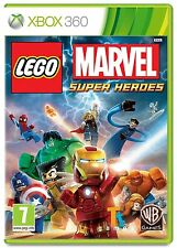 Gioco Xbox 360 Lego Marvel: Super Heroes MERCE NUOVA