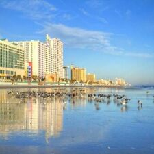 Wyndham Ocean Walk Resort, Sept 25-30 Daytona Beach, FL,  2 Bedroom