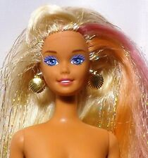 Vintage 1996 Mattel Splash n Color Barbie Doll  Nude Ref VB780013
