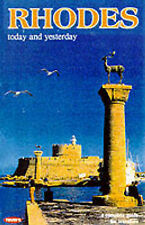 Rhodes Today and Yesterday (Greek Guides) New Book
