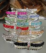 LOT OF 8 SWAROVSKI CRYSTAL HAIR BOBBY PINS HAIRPINS CLIPS BUNDLE PACK HP2430