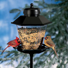 Kay Home Products Coach Lamp Bird Feeder New - 6200