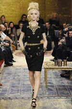NWT CHANEL RUNWAY 2011 COLLECTION DRESS Sz 42 Retail $ 5550