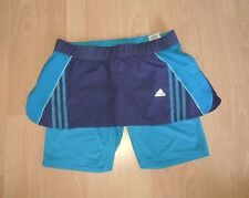 ADIDAS  Trail Split Jogging Skort Rock+Tight  Climalite L 42 - 44 / UK16 -18 NEU