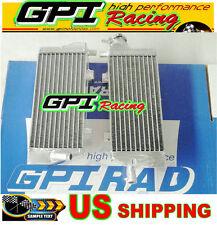 aluminum radiator KTM exc300 exc 300 2008 2009 2010 2011 2012 08 09 10 11 12