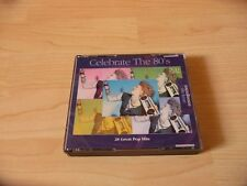 Doppel CD Celebrate the 80`s: Videokids FR David Gazebo Sabrina Evelyn Thomas
