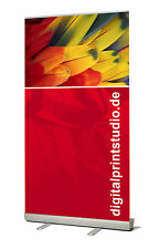 Roll Up Display - 120 x 215 cm - inkl. Digitaldruck -