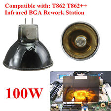 T862 T862++ Infrared 50mm Lamp Light Bulb Replacement for BGA Rework Station US