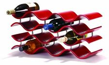 Oenophilia BALI 12 WINE RACK, CRIMSON 10202 Wine Rack NEW