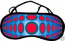Masque de sommeil cache yeux anti lumière CUBISME personnalisable REF 08
