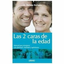 Las 2 caras de la edad (Spanish Edition), Mariano Barragan, Good Condition, Book