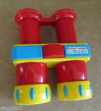 Mickey Mouse Clubhouse Talking Binoculars Mouskatools Red tool Disney working