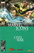 MARVEL ICONS HORS-SERIE N° 10 : CIVIL WAR  - COLLECTOR EDITION - NEUF ! PANINI