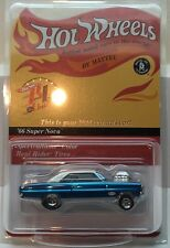 Hot Wheels RLC 2014 Rewards Car '66 Super Nova Low Production #  00237!