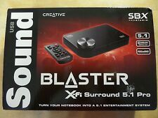 Creative Labs Sound Card 70SB109500000 SB1095 Sound Blaster X-FI Surround 5.1