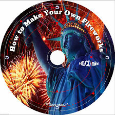 How to Make Fireworks on CD 4th of July celebrations wedding party games