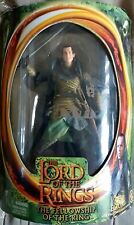 LOTR  lord of the rings ELROND   toybiz  new boxed