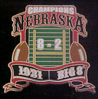 NEBRASKA CORNHUSKERS 1931 BIG 8 CONF CHAMPIONS WILLABEE & WARD COMM SERIES PIN