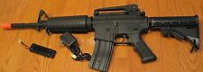 Full Metal M4A1 Carbine Airsoft Auto Electric Gun Shoot 400 FPS with 0.2G BB