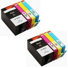 8 pk reman for HP 920XL Ink Cartridge For OfficeJet 6000 6500 7000 7500